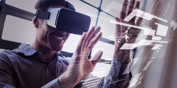 Growth Of Augmented Reality And Virtual Reality
